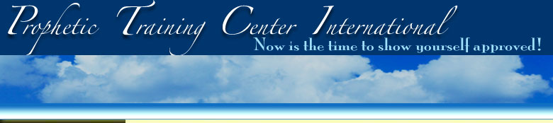 Prophetic Training Centers International